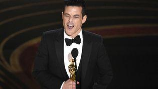Rami Malek , Oscar du meilleur comédien 2019  (Chris Pizzello/AP/SIPA)