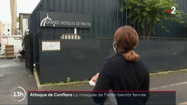 Attentat de Conflans-Sainte-Honorine : la mosquée de Pantin va devoir fermer