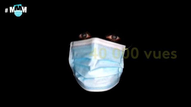 """""""Merde mon masque"""" : la chanson sur l'oubli du masque"""