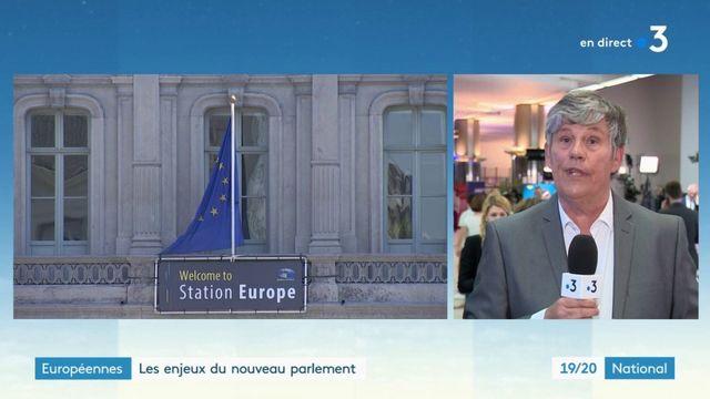Élections européennes : les enjeux du nouveau parlement