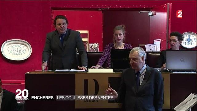 Enchères : Drouot ouvre ses portes au public