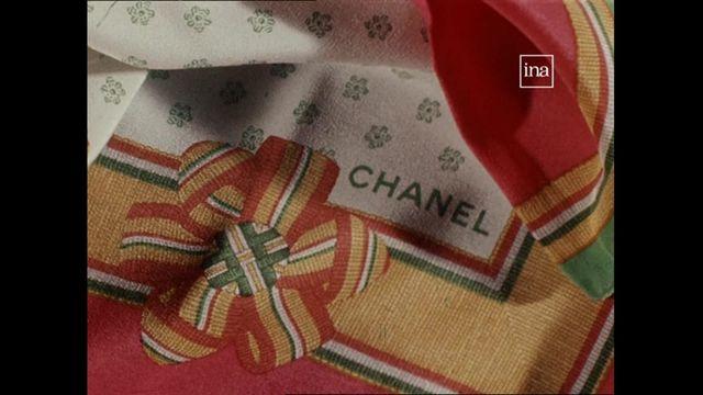 Haute couture printemps été 1983 GODET Raphael