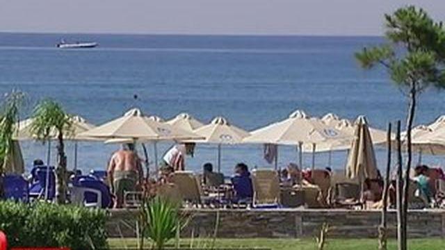 Le tourisme, une manne financière pour la Grèce