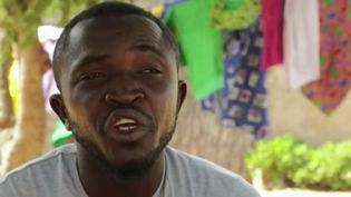 Amadou Dabo, esclavagisé en Libye (FRANCE 2)