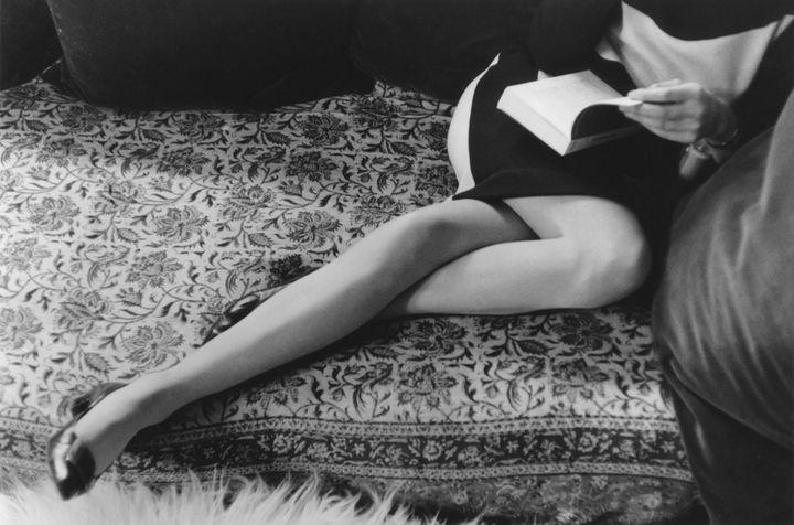 Henri Cartier-Bresson :Martine Franck, Paris, France, 1967, collection Eric et Louise Franck, Londres  (Henri Cartier-Bresson / Magnum Photos, courtesy Fondation Henri Cartier-Bresson)