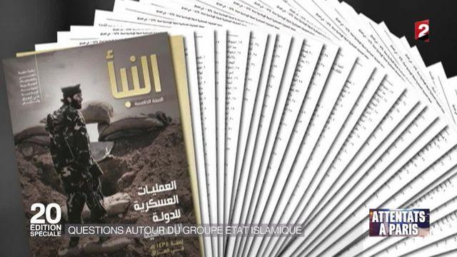 Attentats à Paris : qui se cache derrière le groupe Etat islamique ?