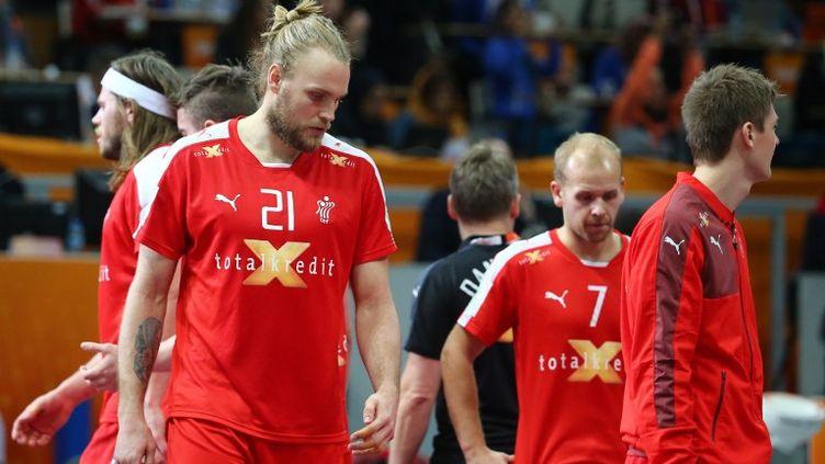 Le Danemark patine dans ce Mondial 2015 (MARWAN NAAMANI / AFP)