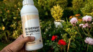 Les députés ont refusé d'inscrire dans la loi l'engagement d'interdire le glyphosate d'ici trois ans. (PHILIPPE HUGUEN / AFP)