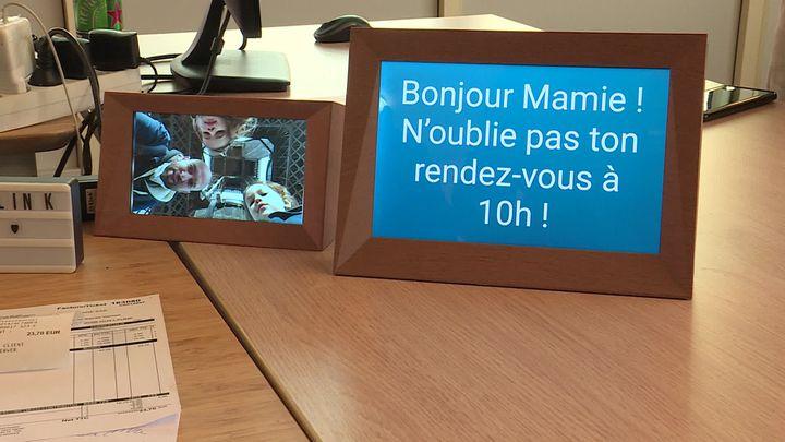 Pour envoyer des photos ou des messages (France 3 Normandie)