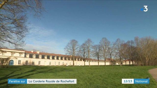 Rochefort : revivez l'histoire de la Corderie Royale et du navire L'Hermione