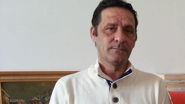 (Michel Courtois, soupçonné un temps du meurtre de Nathalie Davids © RF/Sébastien Baer)