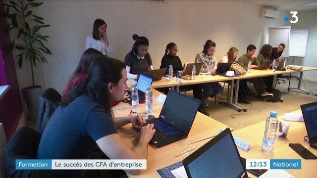 Formation : le succès des CFA d'entreprise