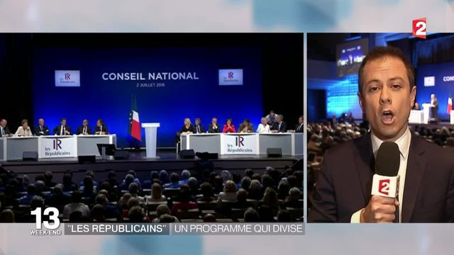 Les Républicains divisés sur le programme de Nicolas Sarkozy pour le parti