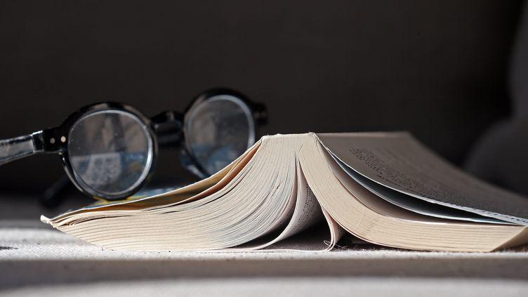 La lecture, l'une des activités pratiquées durant les semaines de confinement consécutif à lapandémie de Covid-19. (VANESSA MEYER / MAXPPP)
