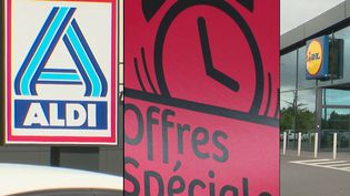 Consommation : les enseignes de hard-discount, grandes gagnantes de la crise (France 2)