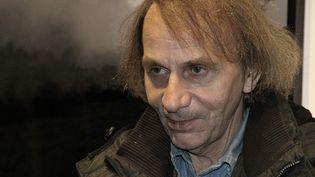 """Michel Houellebecq """"Soumission"""" (Flammarion)  (GINIES/SIPA)"""
