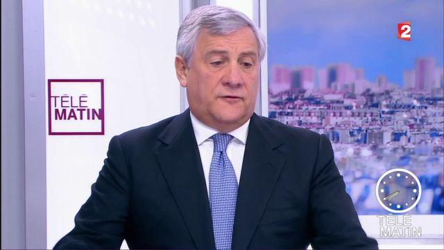 """4 Vérités - Antonio Tajani : """"Il faut réformer l'Europe pour aller de l'avant"""""""