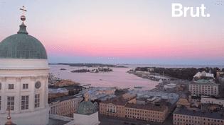 La Finlande, le pays du bonheur (BRUT)