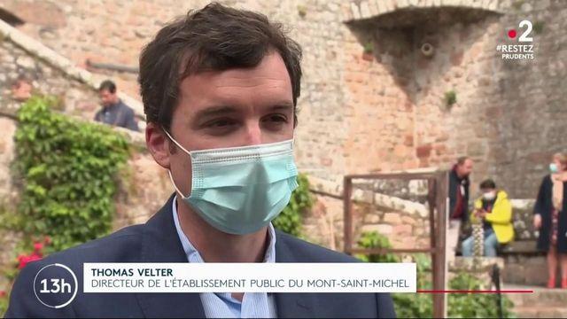 Mont-Saint-Michel : les touristes de nouveaux admis à visiter l'abbaye