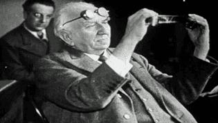 Louis Lumière, inventeur du cinéma en 1895  (Capture d'écran / France 3)