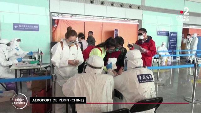Coronavirus: la Chine en proie à une seconde vague de contaminations