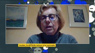 Sylvie Hubinois, pédiatre (FRANCEINFO)