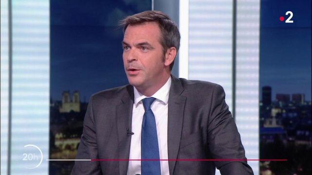 """livier Véran : """"40 millions de masques vont être fournis aux Français les plus pauvres"""""""