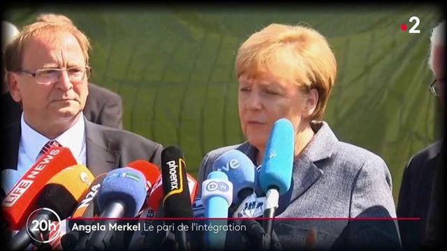 Angela Merkel : un bilan remarqué sur l'immigration