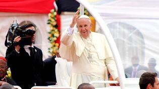Le pape en visite au Kenya le 27 novembre 2015  (Magdalene Mukami / Anadolu Agency )
