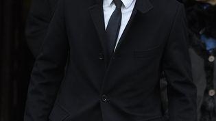 """Le directeur de """"Paris Match"""", Olivier Royant, en janvier 2015, à Paris. (MARTIN BUREAU / AFP)"""