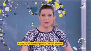 Camille Grenu. (France 2)