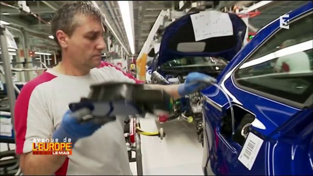 En Espagne, le secteur automobile porte la reprise en toute fexibilité