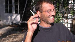 Xavier Dupont de Ligonnès à Nantes (Loire-Atlantique), le 24 août 2003. (SIPA)