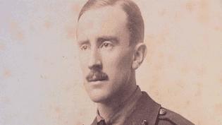 J.R.R. Tolkien en 1915  (DR)