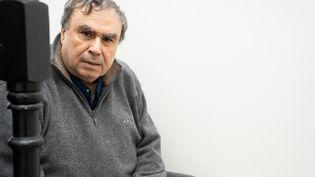 L'historien Benjamin Stora, le 21 février 2020 à Bordeaux (Gironde). (CONSTANT FORME-BECHERAT / HANS LUCAS / AFP)