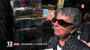 Présidentielle: le débat influencera-t-il votre vote? (FRANCEINFO)