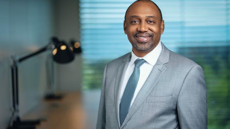 """Le DrAbdourahmane Diallo, directeur exécutif du """"Partenariat RBM"""", plus grande plateforme mondiale de coordination des actions en faveur d'un monde sans paludisme. (Partenariat RBM)"""