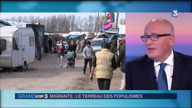 timmermans migrants