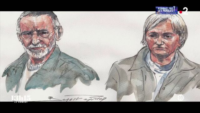 """VIDEO. """"Monique Olivier est complètement libérée de Michel Fourniret"""", estime l'avocat de l'ex-femme du tueur en série"""