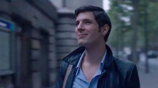 """Image extraite du film """"Plaire, aimer et courir vite"""", réalisé par Christophe Honoré. (FRANCE 3)"""