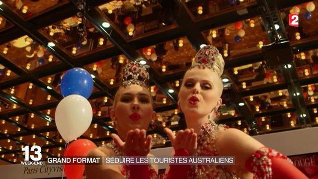 Grand format : séduire les touristes australiens