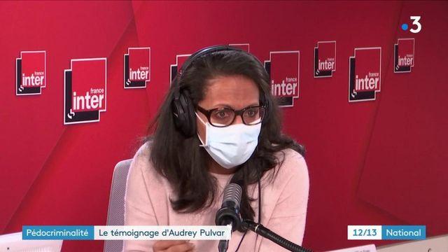 """Pédocriminalité : """"Je suis la fille d'un monstre"""" témoigne Audrey Pulvar"""
