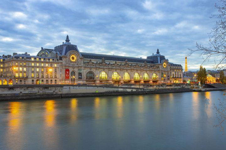 Le musée d'Orsay (19 novembre 2019) (GARDEL BERTRAND / HEMIS.FR / AFP)
