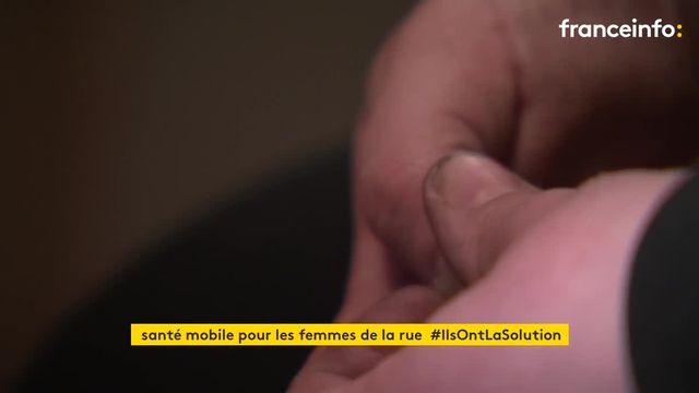 Lille : un cabinet médical mobile pour soigner et soutenir les femmes sans-abri
