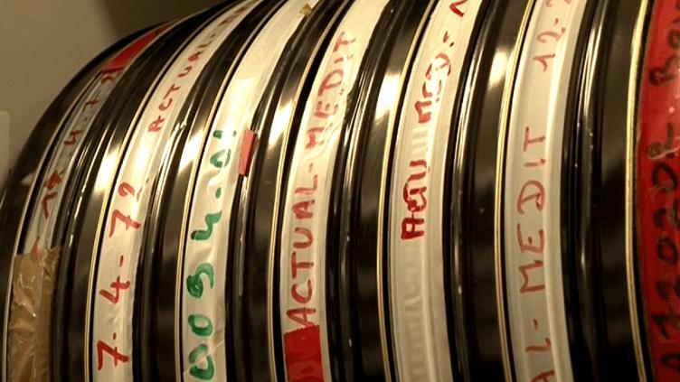 4000 documents d'archives provenant de 12 télévisions du bassin méditerranéen sont consultables gratuitement à la Médinathèque  (Culturebox / Capture d'écran)