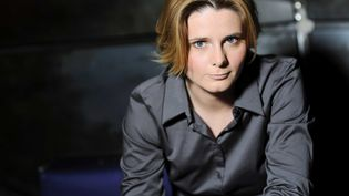 Caroline Fourest, essayiste et journaliste, le 19 avril 2010. (BALTEL / SIPA)
