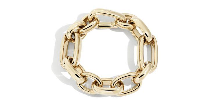 Iconica : bracelet maxi size en or rose de Pomellato  (Courtesy of Pomellato)