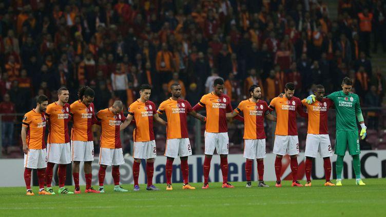 Galatasaray ne pourra pas rejouer en coupe d'Europe avant deux saisons (VELI GURGAH / ANADOLU AGENCY)