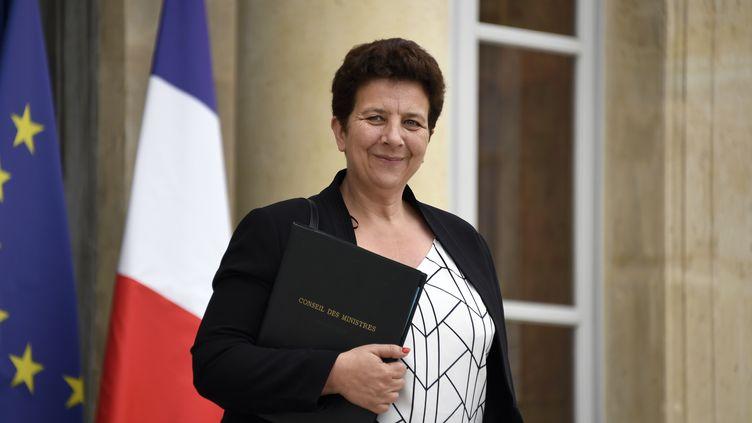 La ministre de l'Enseignement supérieur, de larecherche et de l'innovation, Frédérique Vidal, le 11 juillet 2018. (BERTRAND GUAY / AFP)