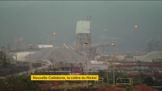 Nouvelle-Calédonie : fortes tensions autour de la vente d'une usine de nickel